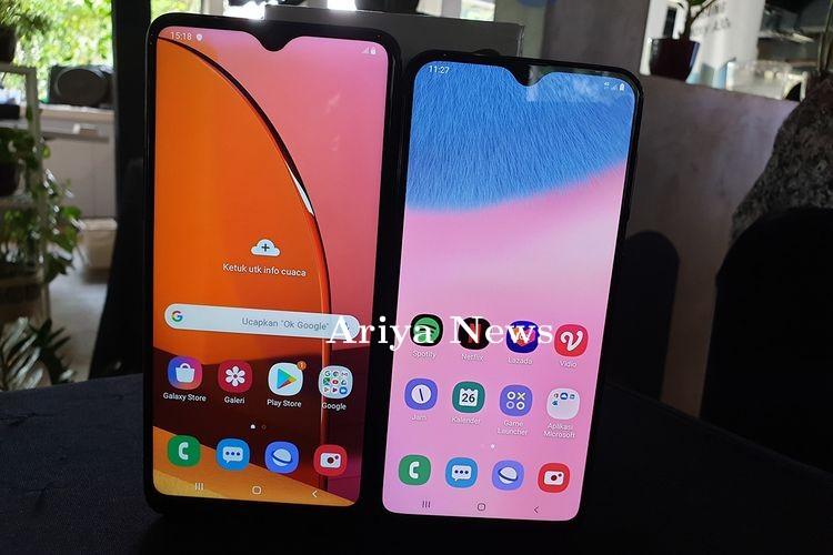 Spesifikasi Lengkap dan Harga Samsung Galaxy A20s dan A30s
